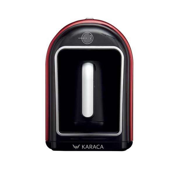 Karaca Hatir Mokka Maschine türkischer Kaffeekocher rot