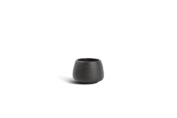 Black dusk Schälchen 6,5x5 cm schwarz