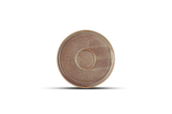 Untertasse Duna Braun 14,5 cm
