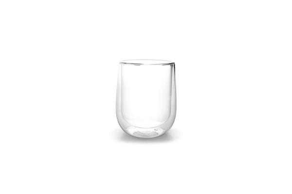 Doppelwandig Becher 0,29L Glas