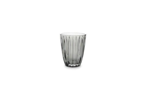 Trinkglas 0,22L 4 er Set grau Zefir Salt&Pepper