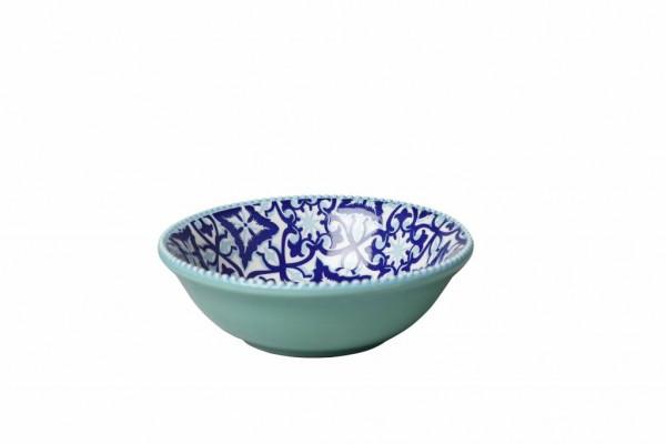 Marrakesch Blue Schüssel 15,5x H 5 cm Schälchen