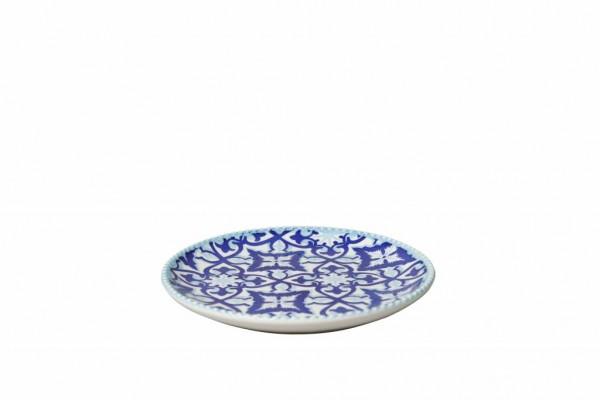 Marrakesch Blue Mini Dessertteller 15 cm