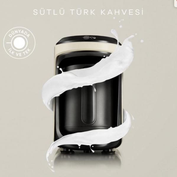 Karaca Hüps creme türkische Kaffeekocher