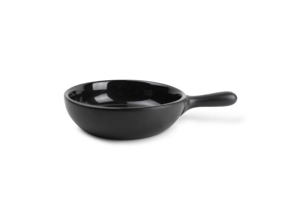 Servierpfanne schwarz 28,5x 19 x H5 cm Ardo Black