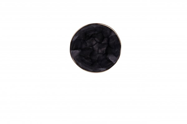 Marianna Bulut mini Dessertteller schwarz