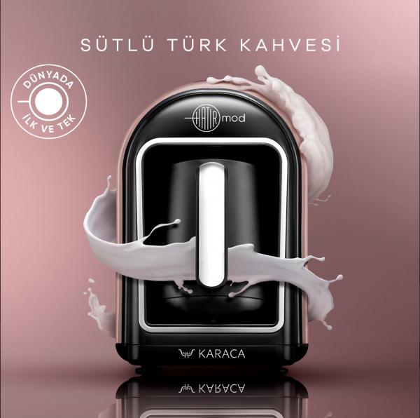 Karaca Hatir Mod Rosegold türkische Kaffeekocher