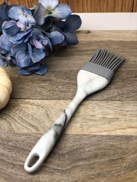Marble Küchenhelfer Backpinsel Silikon Marmor