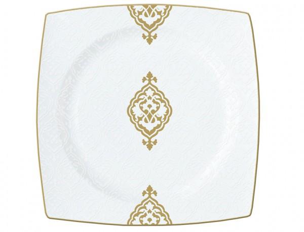 Tac 85 tlg. Geschirrset für 12 Personen Efser Gold 2010
