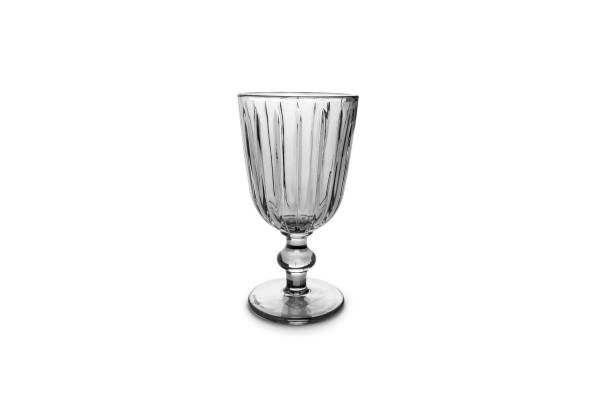 Weinglas 0,25L 4 er Set grau Zefir Salt&Pepper