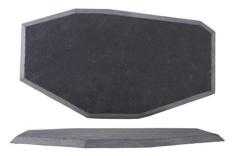 Schieferplatte 34x20x H1,5 cm