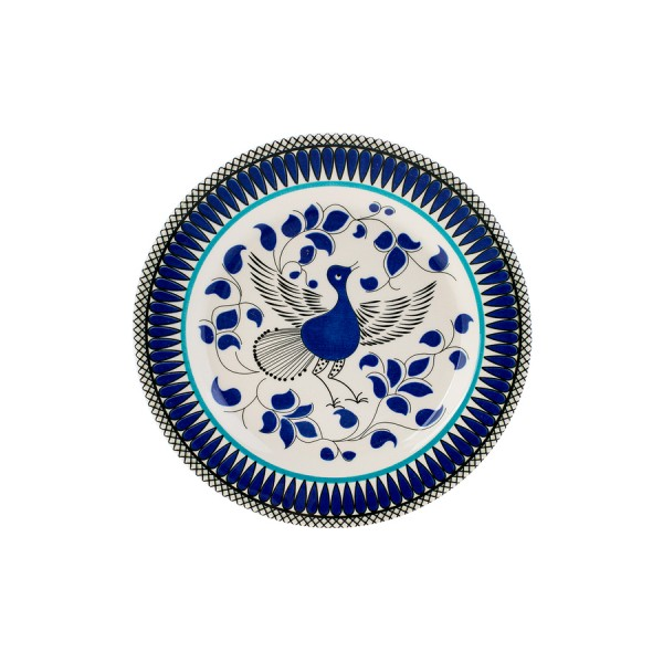 Karaca Mai Selcuk Porzellan Desserteller 20,5 cm