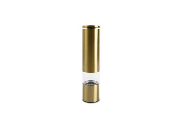 Salzmühle Pfeffermühle Gold Space H21,5 cm