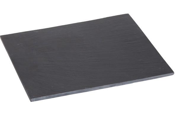 Schiefer Teller 30x25x0,7cm