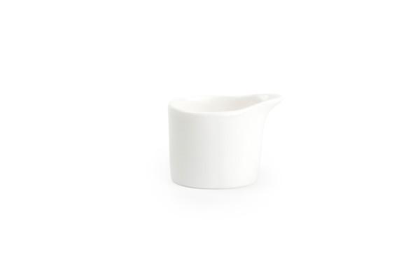 Mini Milchgießer aus Porzellan 0,03 L