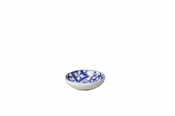 Marrakesch Blue Mini Schälchen 7,5x H 2,2 cm