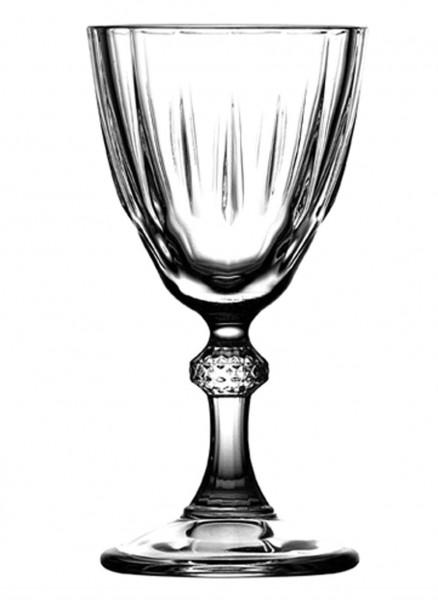 Pasabahce Diamond Wassergläser für Mokka 6er Set Likörglas