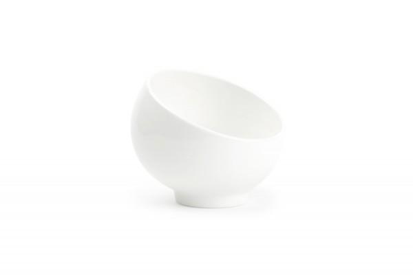 Porzellan Bowl Schüssel schräg