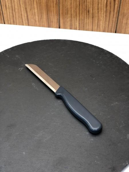 Solingen 1 x Allzweckmesser dunkelgrau Made in Germany Schälmesser
