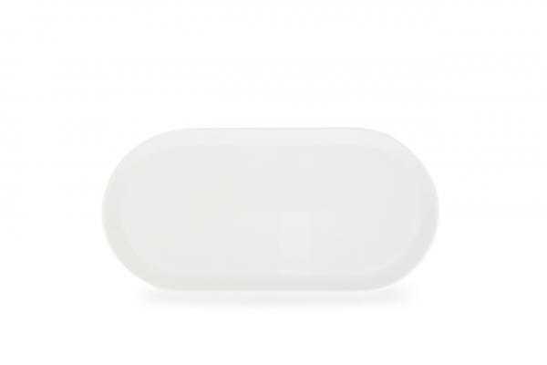 kleine oval Platte Dessertteller Eon