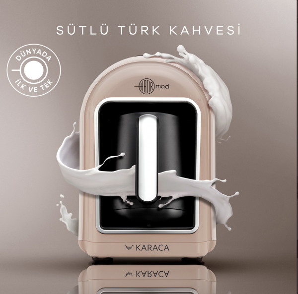 Karaca Hatir Mod Latte türkische Kaffeekocher