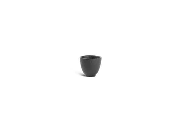 Black dusk Eicherbecher Schwarz mini