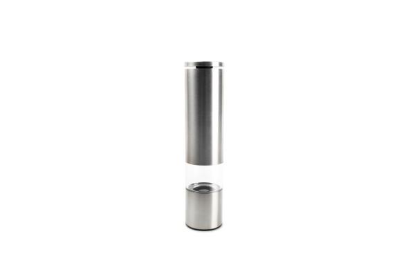 Salzmühle Pfeffermühle Space 21.5 cm silber