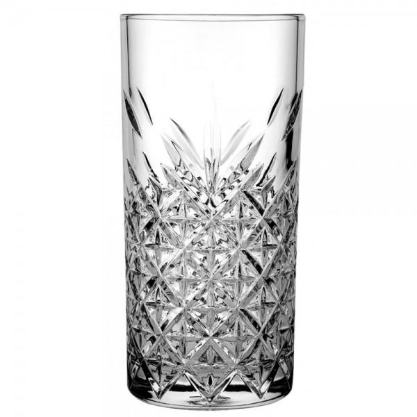 Pasabahce Timeless 4er Longdrink Glas Wassergläser Lang 295ml