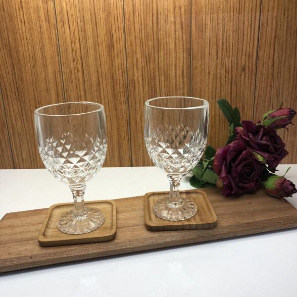 Trinkglas - Set mit Stiel 12 -teilig
