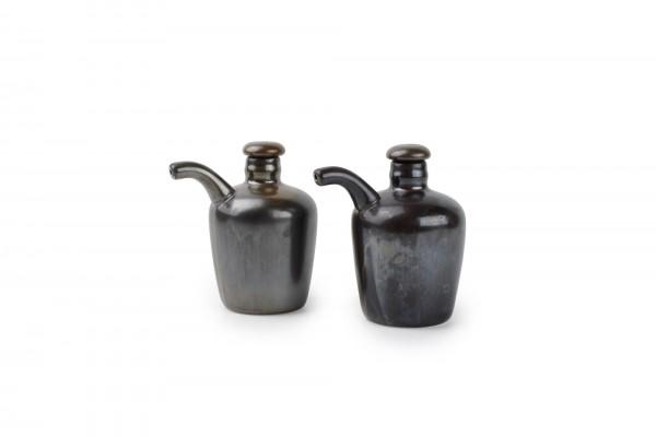 Essig -Ölflasche Set 16cl metallic Escura