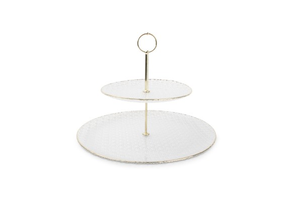 Florence Gold Etagere
