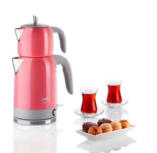 Arzum Teekocher Pink AR 3005