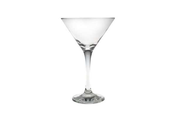 Martiniglas 0,25 L Cocktailglas Dessertglas 6er Set
